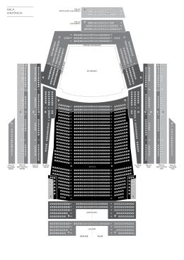 Descargar plano de butacas de la Sala Sinfónica