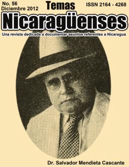 Número 56 – Diciembre 2012 - Biblioteca Enrique Bolaños