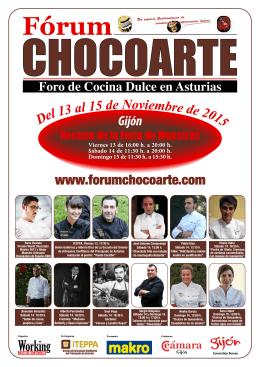 Ópera Café - Forum ChocoArte