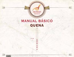 MANUAL BÁSICO QUENA