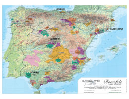 View wine map