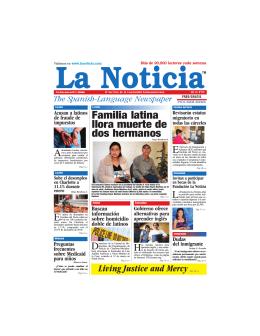 Familia latina llora muerte de dos hermanos - La Noticia