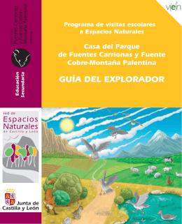 Guía del Explorador. Casa del Parque de Fuentes Carrionas y