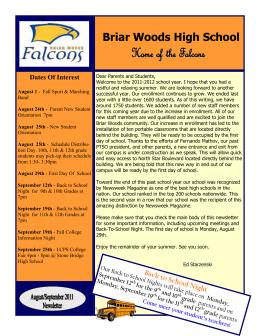 August/September 2011 - Loudoun County Public Schools