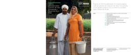 Informe abreviado sobre Creación de Valor Compartido y