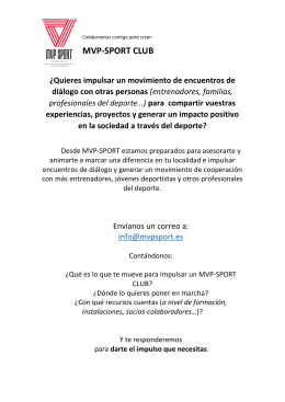 MVP-SPORT CLUB