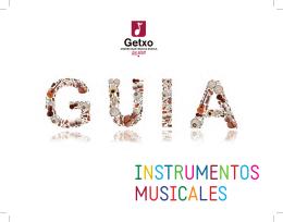 Guía de instrumentos musicales