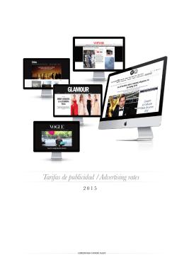 Tarifas Site Generales 2015