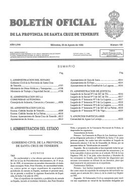 B. ADMINQSTRACBOM DEL ESTADO