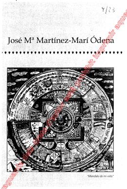 José Ma Martínez-Mari Odena - Ajuntament de la Roca del Vallès