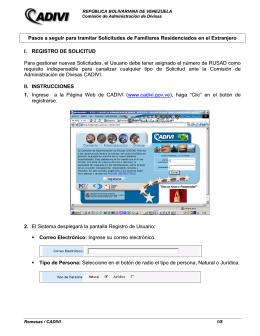 Remesas - Banco de Venezuela