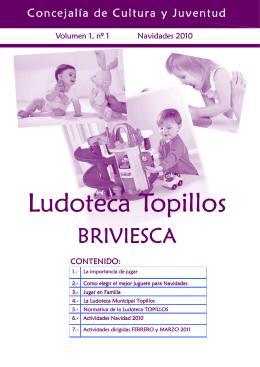 Revista Ludoteca Topillos