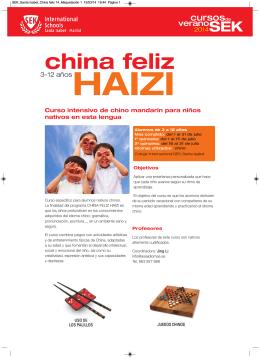 china feliz HAIZI