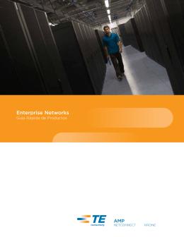 Enterprise Networks Guía Rápida de Productos