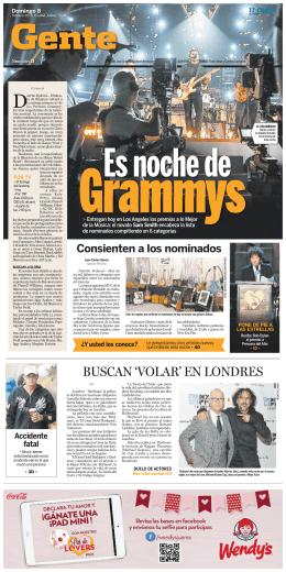 Gente - Diario.mx