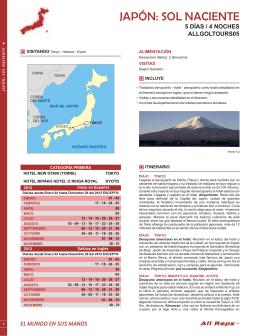 Programa Japon Sol Naciente
