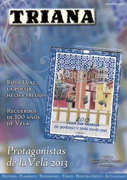 Revista Triana Verano 2013