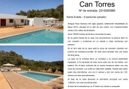 Diapositiva 1 - cheap ibiza villas