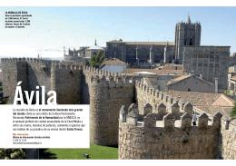 Ávila - Viajes Mundo Amigo