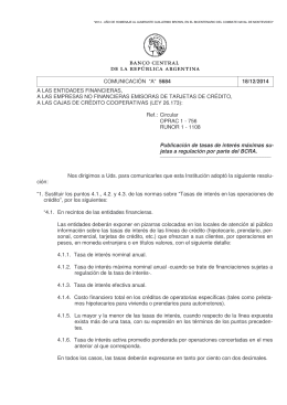 """A"" 5684 - Banco Central de la República Argentina"