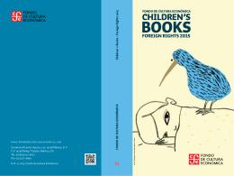 CHILDREN`S - Fondo de Cultura Económica