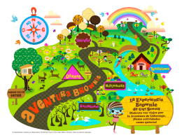 La Experiencia Brownie de Girl Scouts