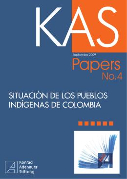 situación de los pueblos indígenas de colombia - Konrad