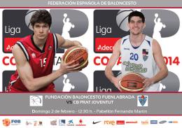 copa adecco plata / el anfitrión - Federación Española de Baloncesto