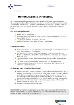 Mononucleosis, 107 KB