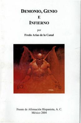 INFIERNO - Frente de Afirmación Hispanista