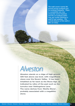 Alveston - South Gloucestershire Council