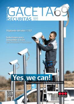 Gaceta 69 - Securitas