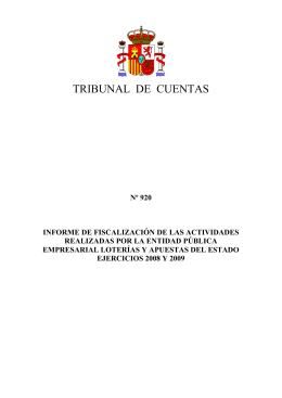 - Tribunal de Cuentas