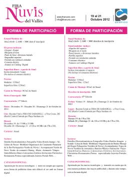 forma_participacio_ fira barcelona