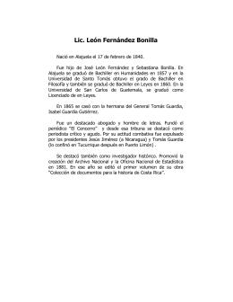 Boletín 42 - Ministerio de Educación Pública