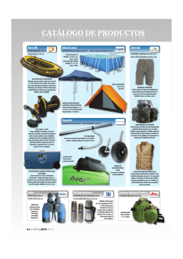 Celex BR Distribuciones Explorer Outdoor Products