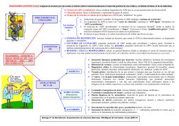 Esquema Ingenieria genetica - Aula de Ciencias Naturales