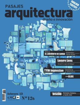 Pasajes Arquitectura Febrero 2013