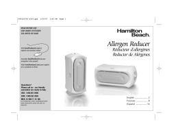 Allergen Reducer