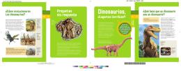 Sobre los dinosaurios