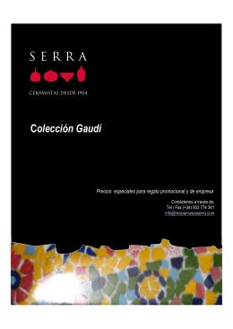 Colección Gaudí - Masia Museu Serra