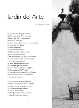 Jardín del Arte