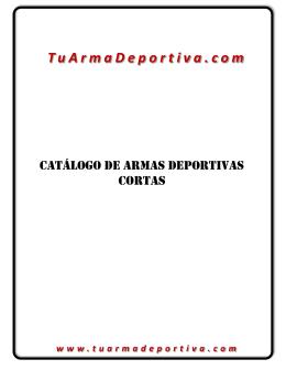 Catalogo Cortas