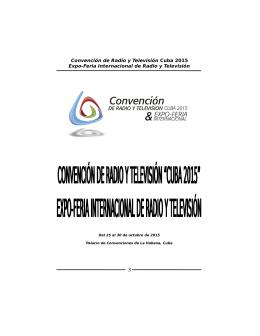programa general preliminar