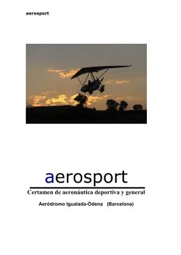 aerosport - Fira d`igualada