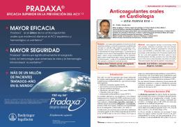 Anticoagulantes orales en Cardiología