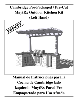 Maytrx Kitchen Kit LH