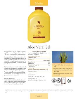 Aloe Vera Gel - Nutri-Lean