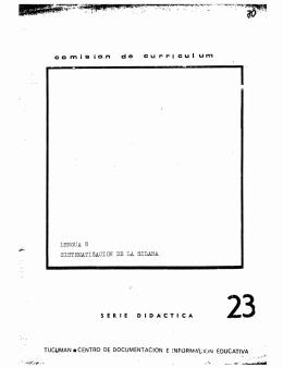 "0_"" LENGUA 8 SISTEM.ATIZACION DE LA SILABA"