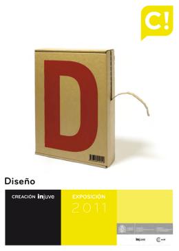 Catálogo Diseño Injuve 2011